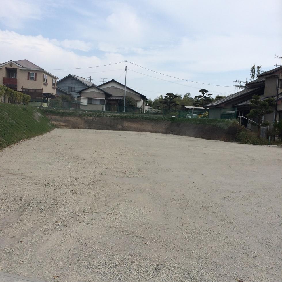 売地「鹿児島市吉野町」